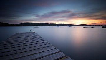 Sonnenuntergangsmurter von Gerhard Niezen Photography