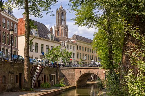 Utrecht in de Middag