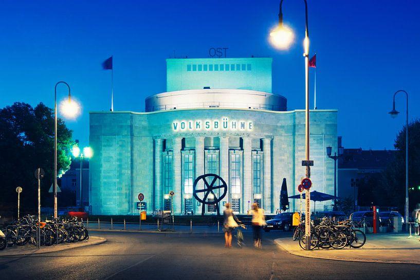 Berlin - Volksbühne sur Alexander Voss