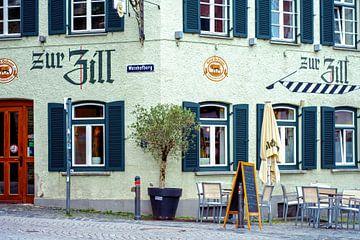 D - Ulm : Restaurant Zur Zill van Michael Nägele