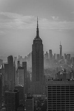 Empire State Building in New York von Kiki Multem