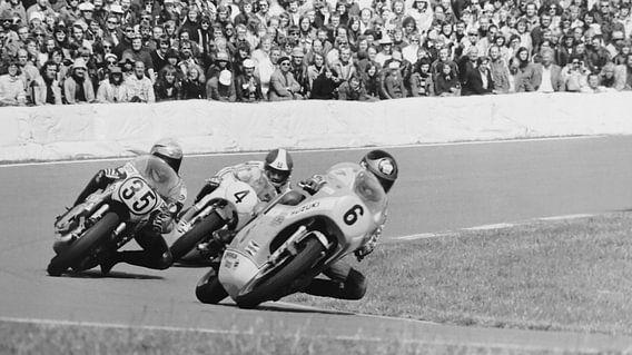 Rob Bron 1975 TT Assen van Harry Hadders