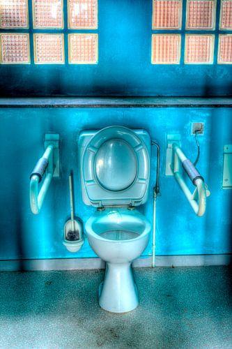 HDR Toilet van