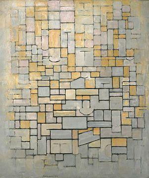 Samenstelling, Piet Mondriaan
