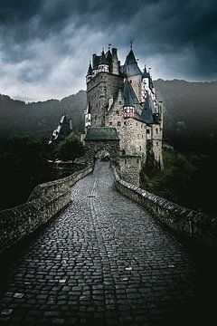 kasteel eltz von Rubin Versigny