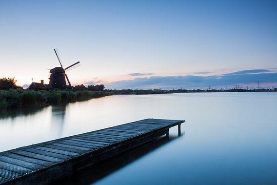 Windmolen van  Dennis Van Den Elzen