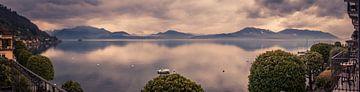Ausblick Lago Maggiore von Alexander Dorn