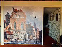Kundenfoto: Zwolle von David Potter, auf nahtloser fototapete