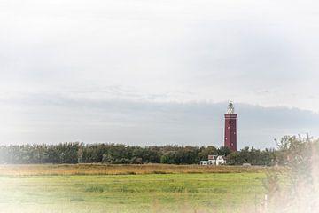Vuurtoren Ouddorp van Frank Janssen