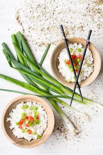 Foodfoto - Rijst von Mandy Jonen