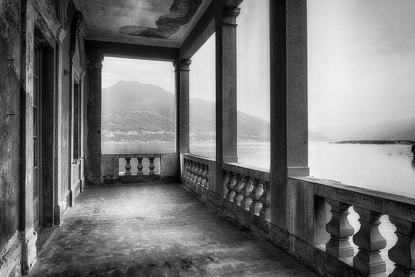 Little Balcony 2 van Kirsten Scholten