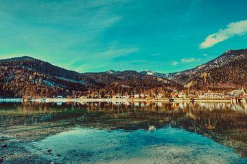 Walchensee anders geïnterpreteerd van Roith Fotografie