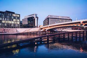 Architectuurfotografie: Berlijn - Kapelle-Ufer / Kronprinzenbrücke van Alexander Voss