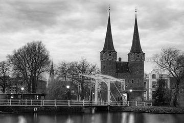 La Porte de l'Est de Delft , aux Pays-Bas sur Christa Thieme-Krus