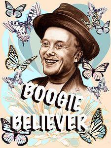 Mark The Boogie Believer