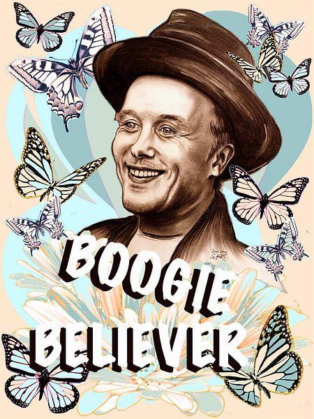 Mark The Boogie Believer von Gitta Gläser