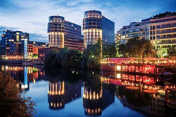 Berlin – Spree-Bogen von Alexander Voss