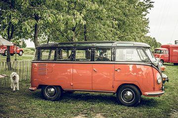 Volkswagen Tranporter T1 retro bus van