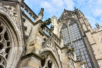 Kathedrale von Utrecht von Harry Wedzinga