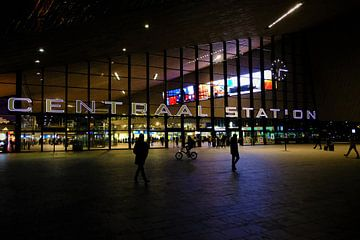 Rotterdam Centraal Station van Joris Vand