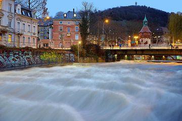 Dreisamfluten Freiburg