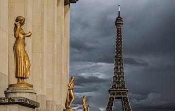 Parijs, Trocadero van Leo Hoogendijk