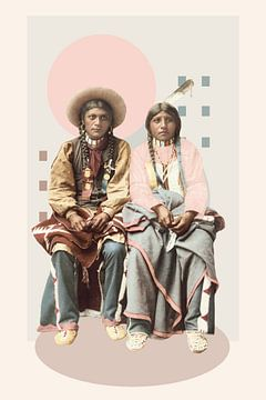 Pee Viggi and Squaw
