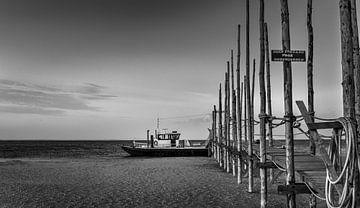 Waddenveer Texel-Vlieland von Alex Riemslag