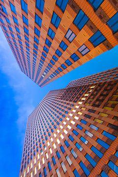 Symphony towers van Jelmer Jeuring