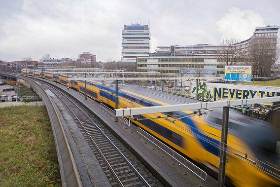 Hofplein trein van Arjen Roos