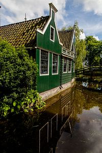 Saense Huisjes, Holland in Nederland