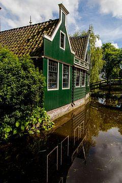 Zaanse Häuser, Zaanstreek