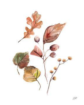 Stukjes herfst i, Karyn Panganiban van Wild Apple