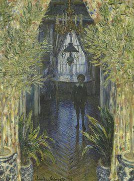 Eine Ecke der Wohnung, Claude Monet