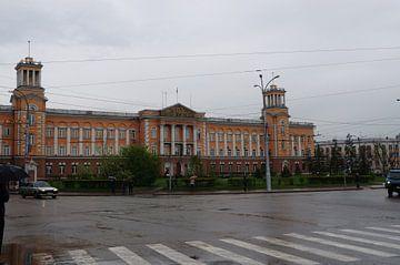 stadhuis van Robert Lotman