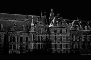 Binnenhof in Den Haag van