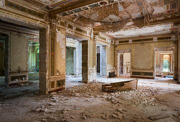 Abgelaufenes Gebäude von Perry Wiertz