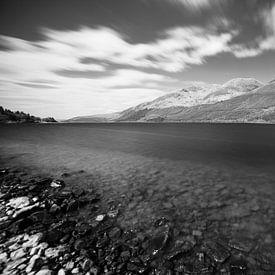 Loch Lochy in Schotland van Niels Eric Fotografie