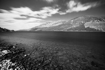 Loch Lochy in Schotland