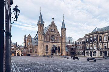Binnenhof den Haag van Kevin Boelhouwer