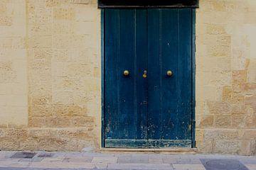 Portes bleues, Italie du Sud sur Inge Hogenbijl
