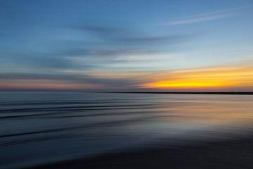zonsondergang  van Menno Janzen