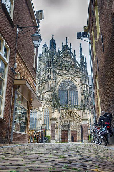 Sint-Janskathedraal  's-Hertogenbosch van Mark Bolijn