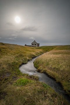 Le maison abandonnée sur Hans Kool