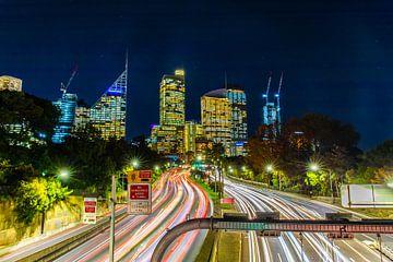 Sydney Lightrails (Sydney, Australie)