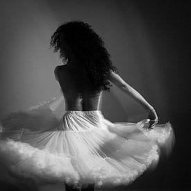 La danseuse 4 van Erik van Rosmalen