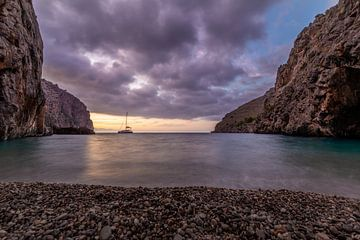 Mallorca, sa Calobra von Dennis Eckert