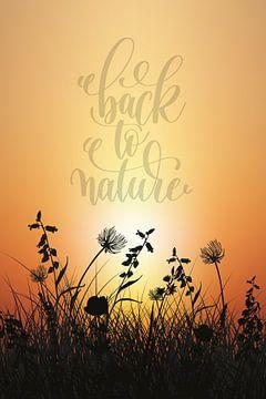 Back to Nature van Harry Hadders