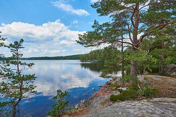 Schwedische Landschaft 182 von Geertjan Plooijer