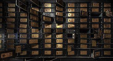 Alte banksafes von Olivier Van Cauwelaert